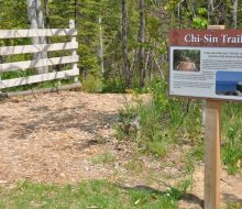 """Chi-Sin"" trail to the Straits"